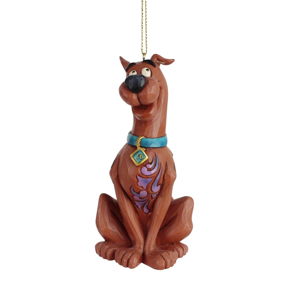 Scooby Ornament