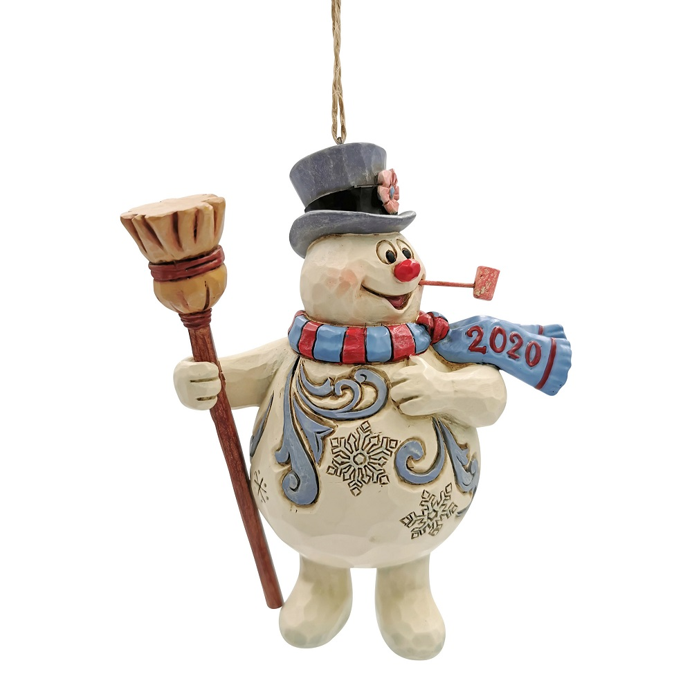 Frosty 2020 Ornament