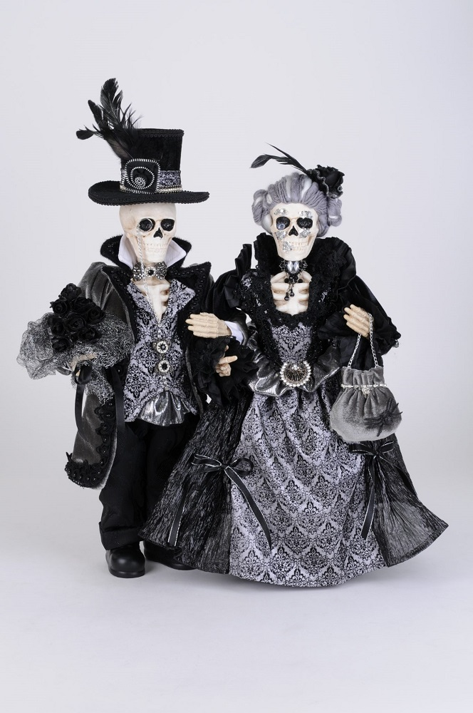 Percy & Lily Skeletons