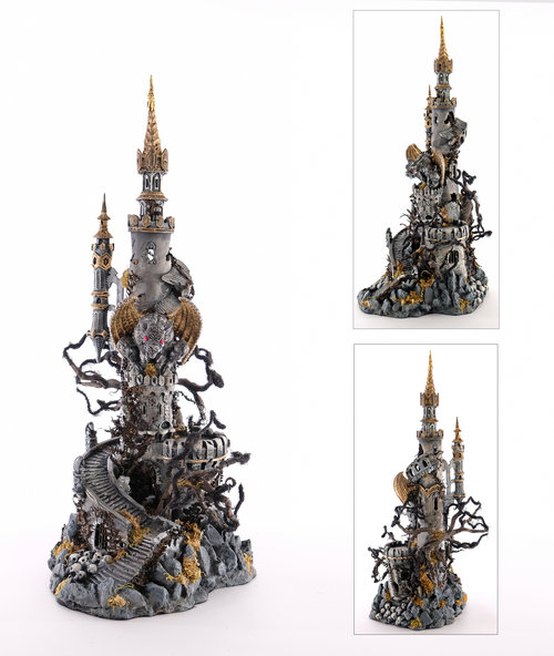 Krooked Castle Tower