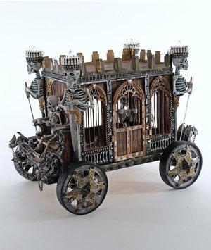 Krooked Kingdom Carriage
