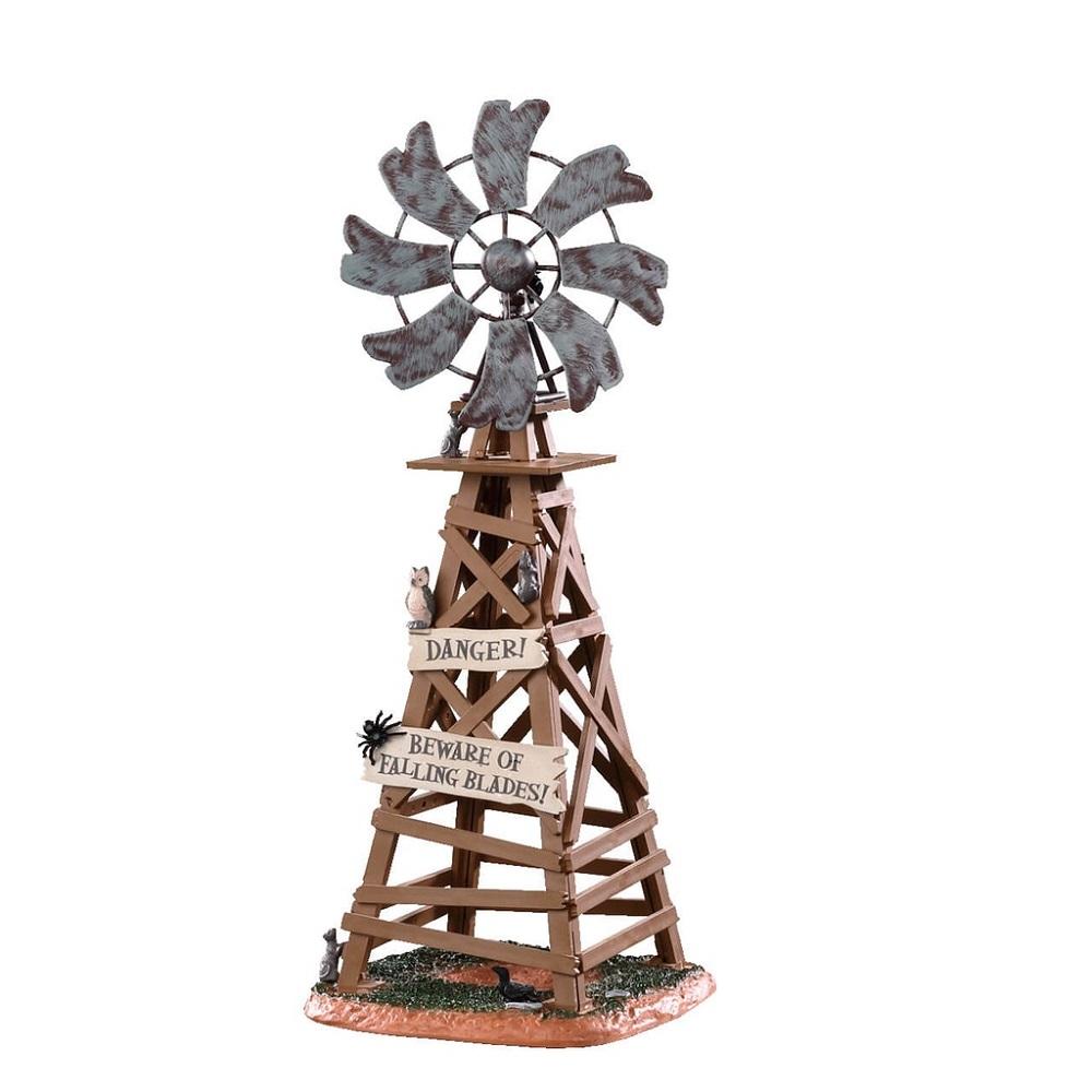 Spooky Windmill