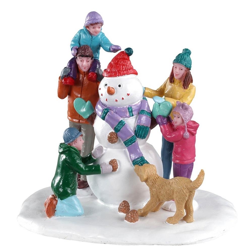 Snowman Teamwork