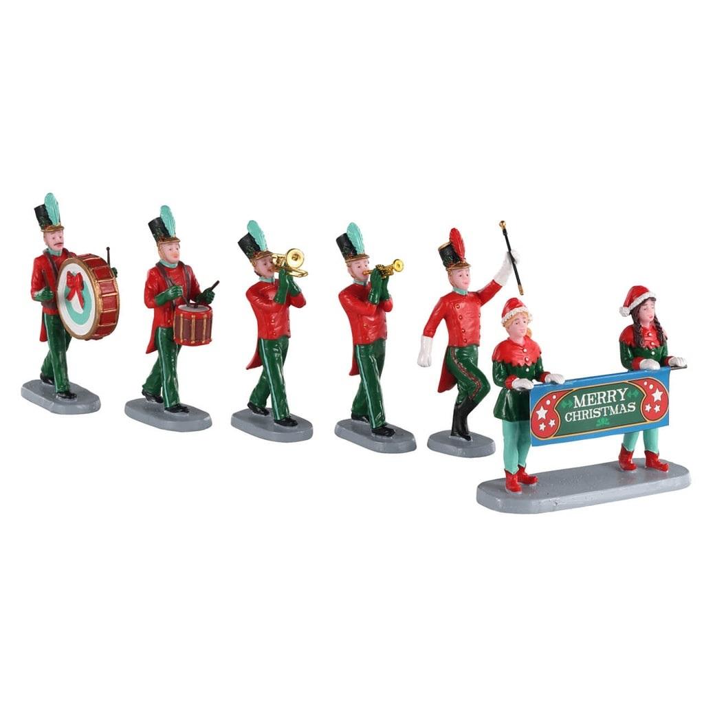 Christmas On Parade