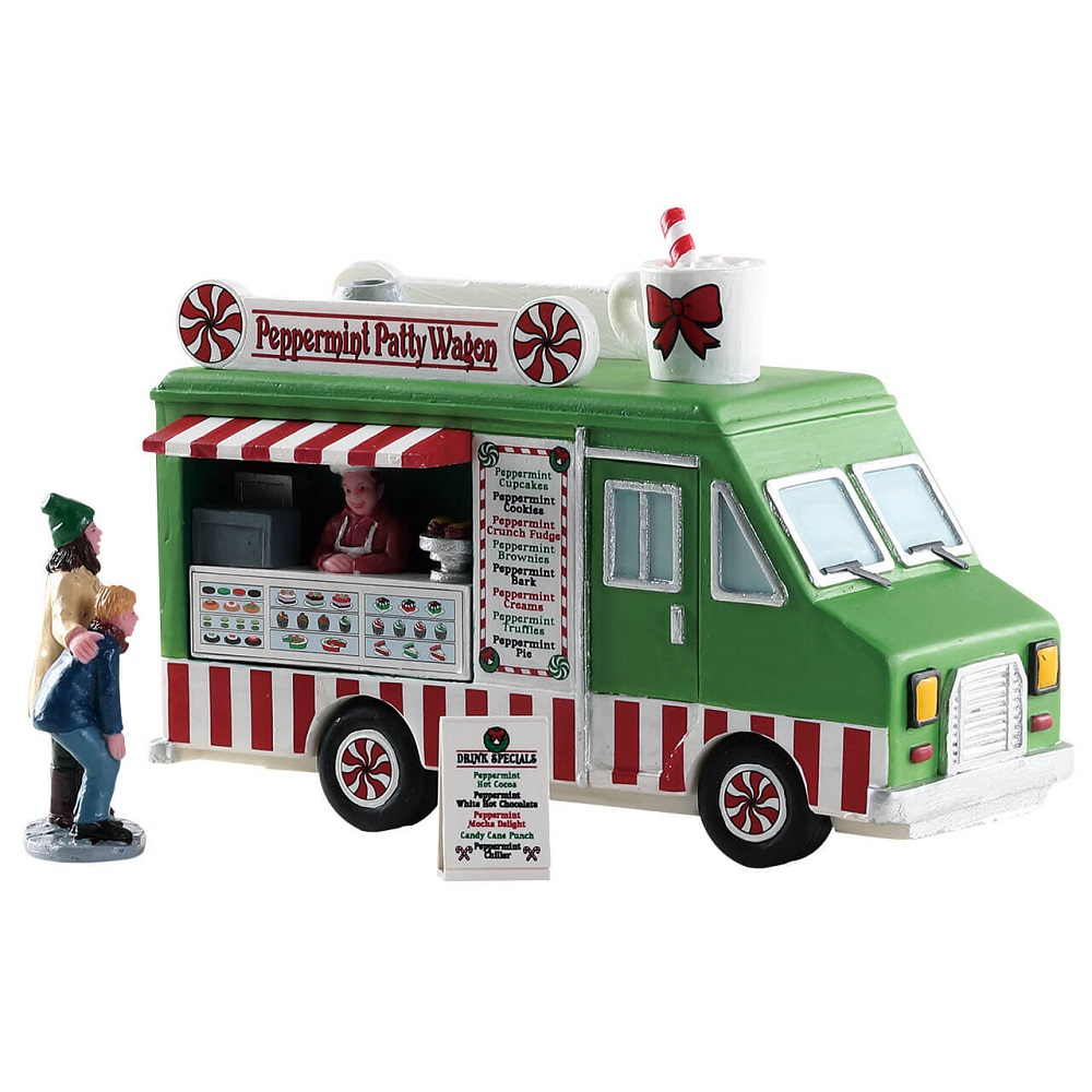 Peppermint Food Truck
