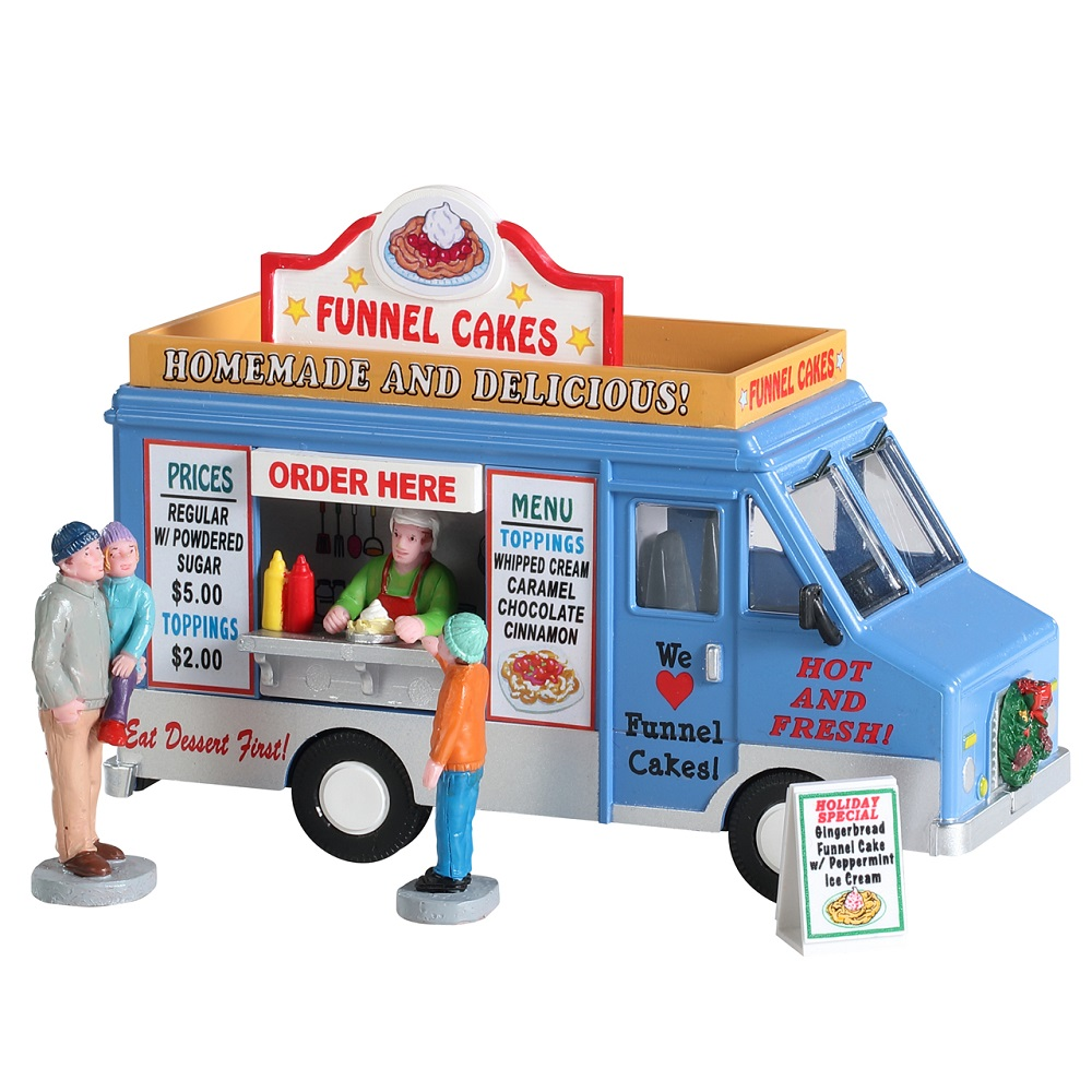 Funnel Cakes Food Truck