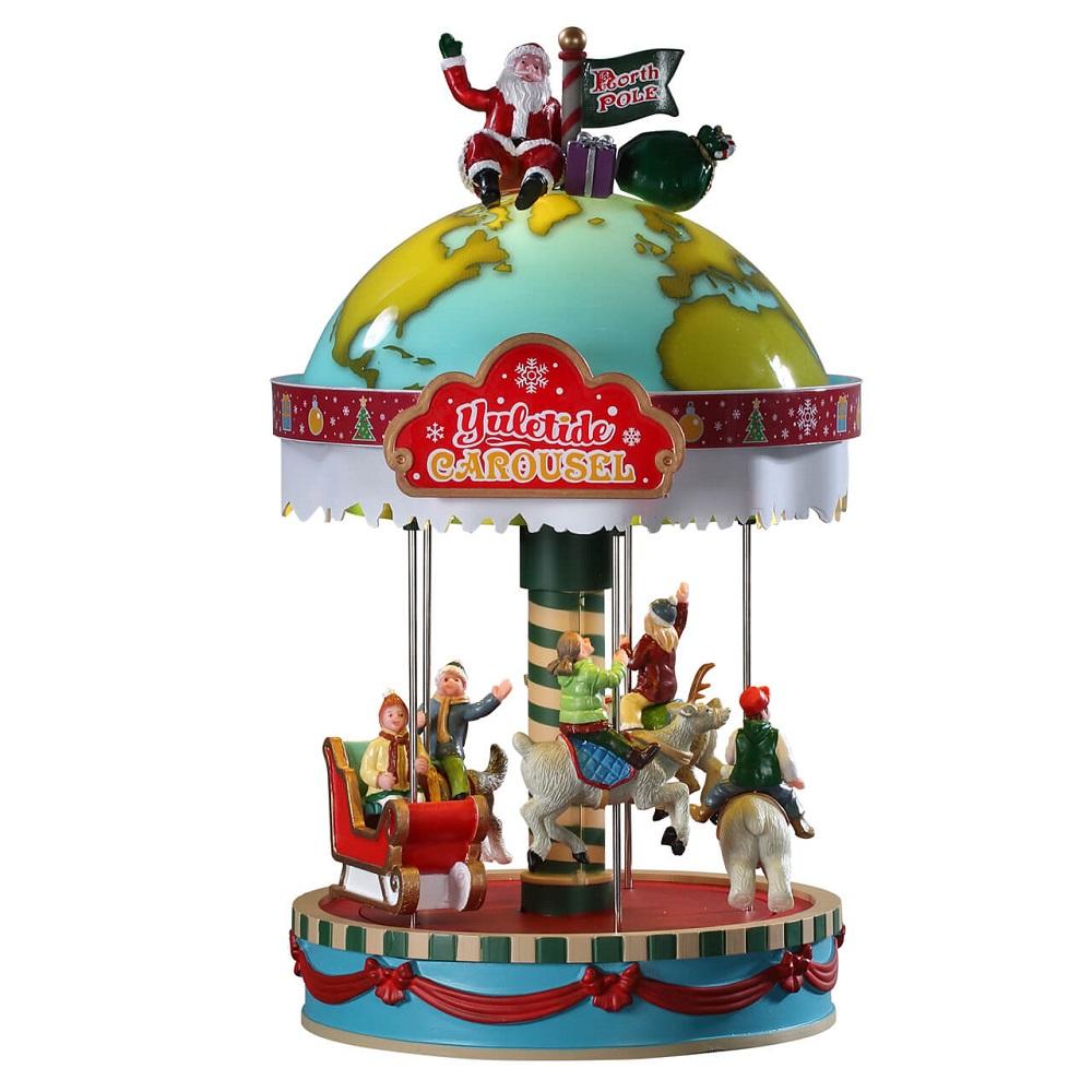 Yuletide Carousel