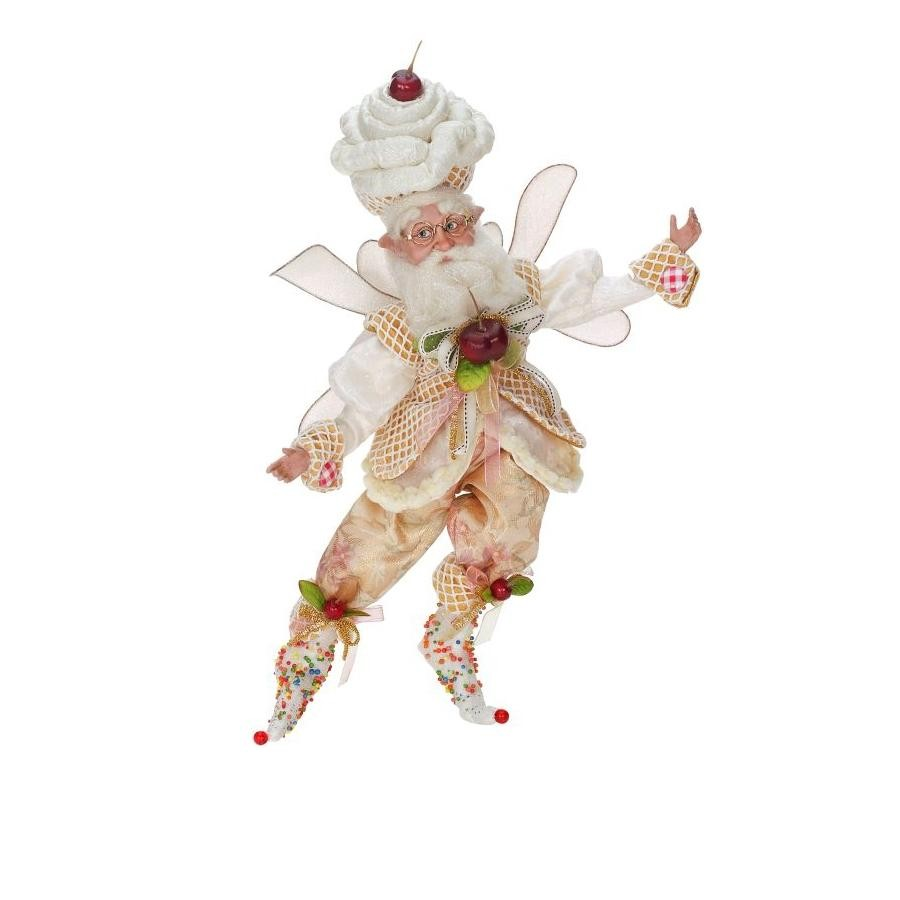 Ice Cream Cone Fairy, Medium 18''