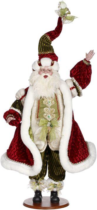 Majestic Santa - 36 Inches