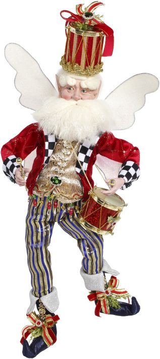Drummer Boy Fairy Large