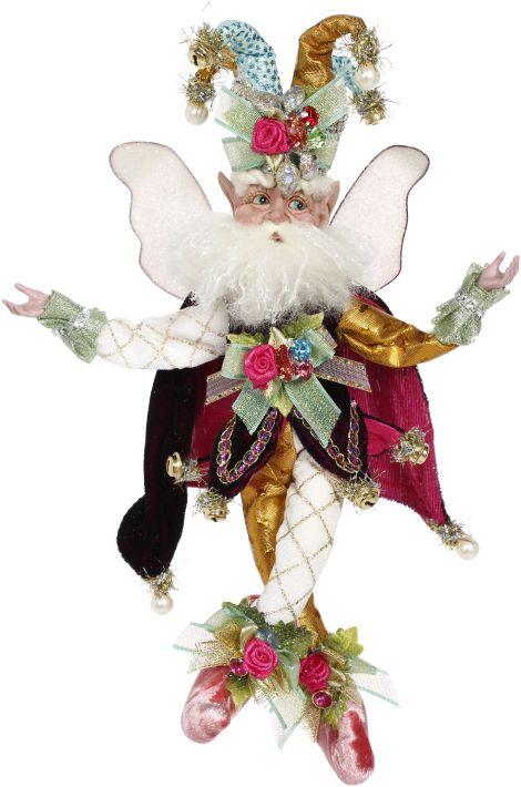 Harlequin Fairy Small