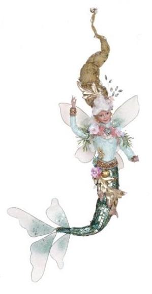 Mermaid Fairy Blue MD (B)