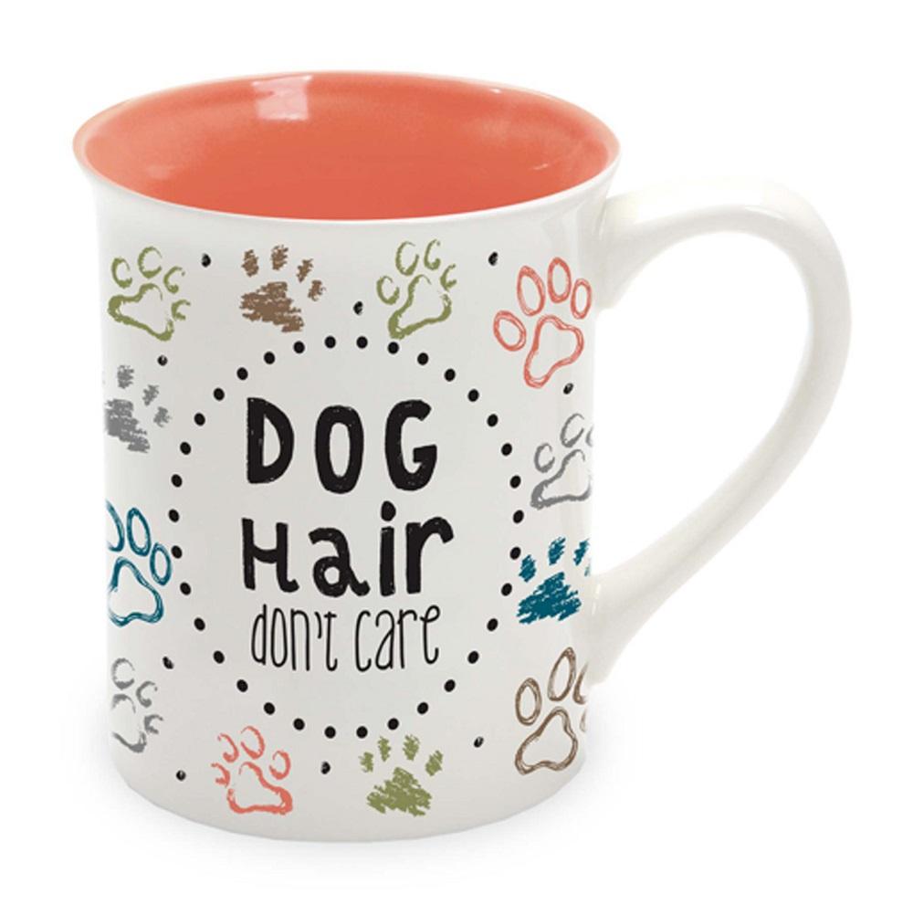 Dog Hair Dont Care Mug