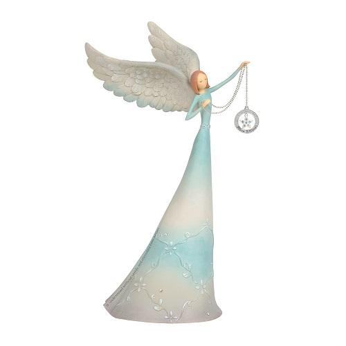 Peace & Trust Angel Figure