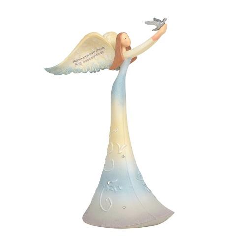 Prayers of Peace Angel Figure