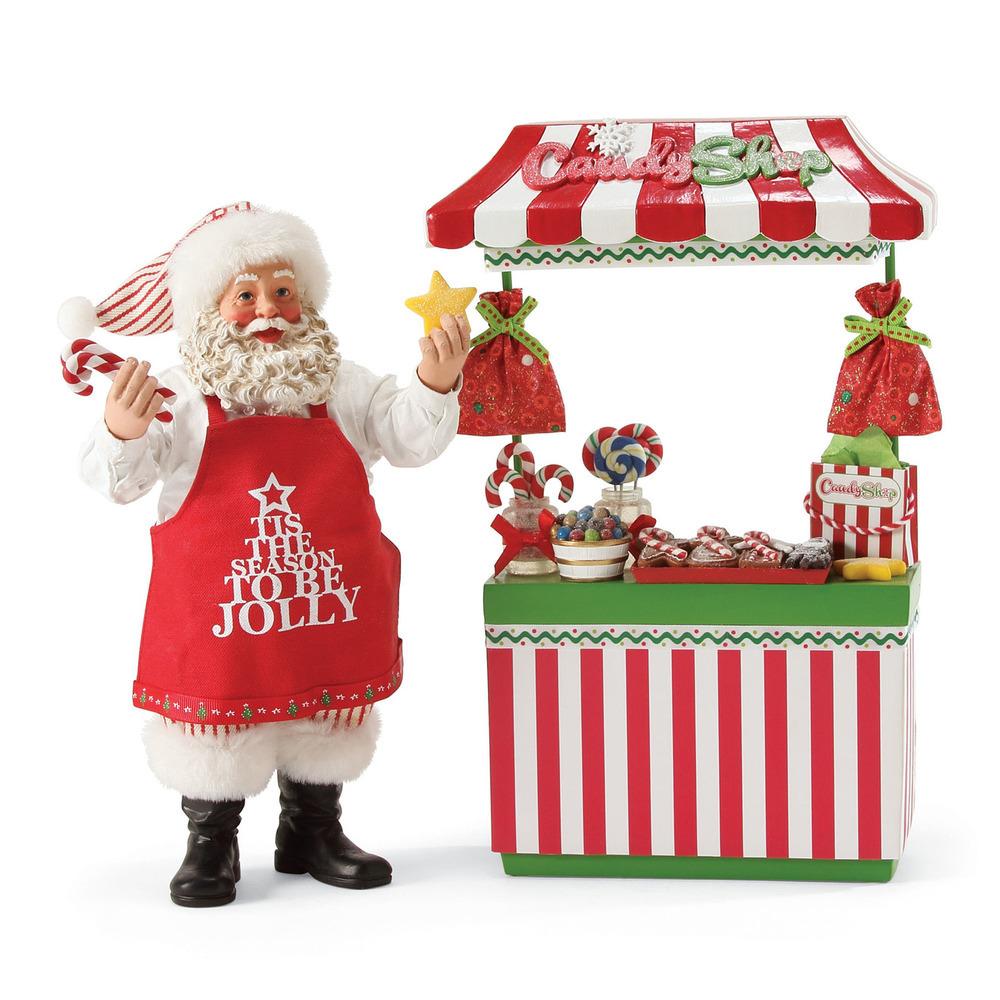 Santas Sweet Shop
