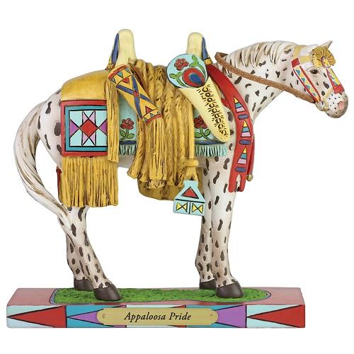 Appaloosa Pride Figurine